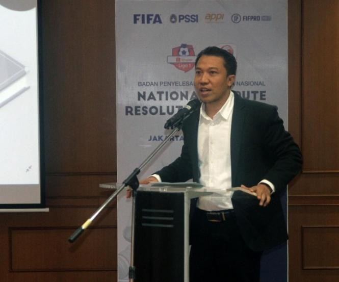 Pembentukan NDRC Tingkatkan Kualitas Sepakbola Indonesia