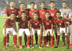 Indonesia vs Brunei Darussalam