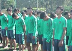 Timnas U19 Adaptasi Cuaca Jelang Kualifikasi Piala Asia