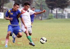 Uji Coba Timnas U-17 vs POM Asean