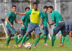 Timnas U-23 Latihan