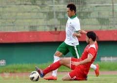Indonesia vs Syria (U-22)