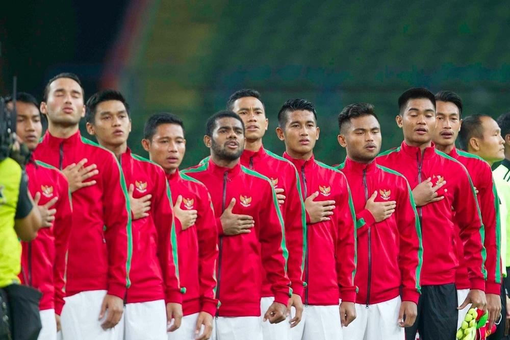 Timnas Indonesia vs Filipina di SEA Games 2017