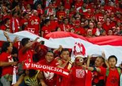Timnas Indonesia vs Malaysia SEA Games 2017