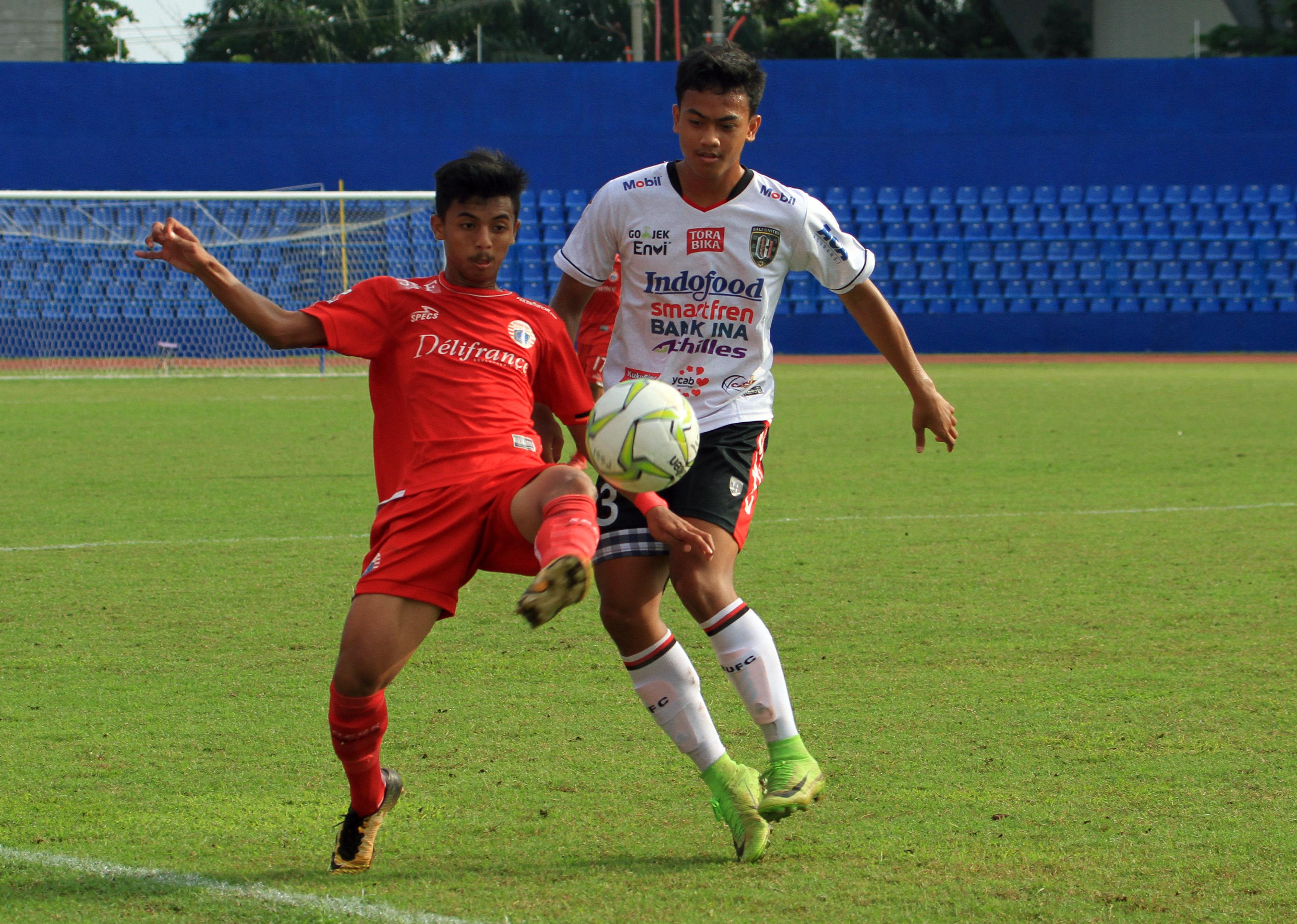PERSIJA JAKARTA U-16 VS BALI UNITED U-16 EPA 2018