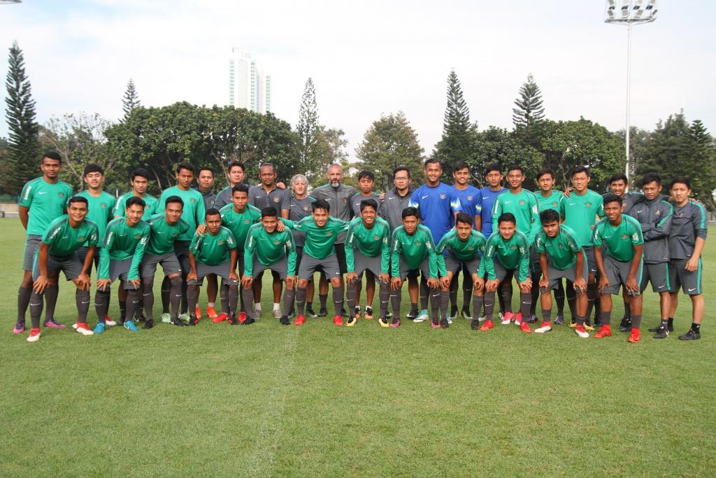 Pemusatan Latihan Timnas U-19