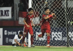 Indonesia vs Laos AFF U-19 Championship 2018