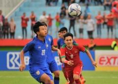 AKSI TIMNAS INDONESIA U-19