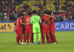 INDONESIA U16 VS INDIA U16