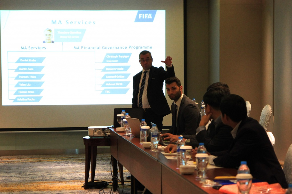 FIFA FINANCIAL GOVERNANCE