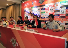 PRESS CONFERENCE PSSI 88 th U-19 INTERNATIONAL TOURNAMENT
