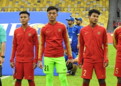 INDONESIA U16 VS IRAN U16