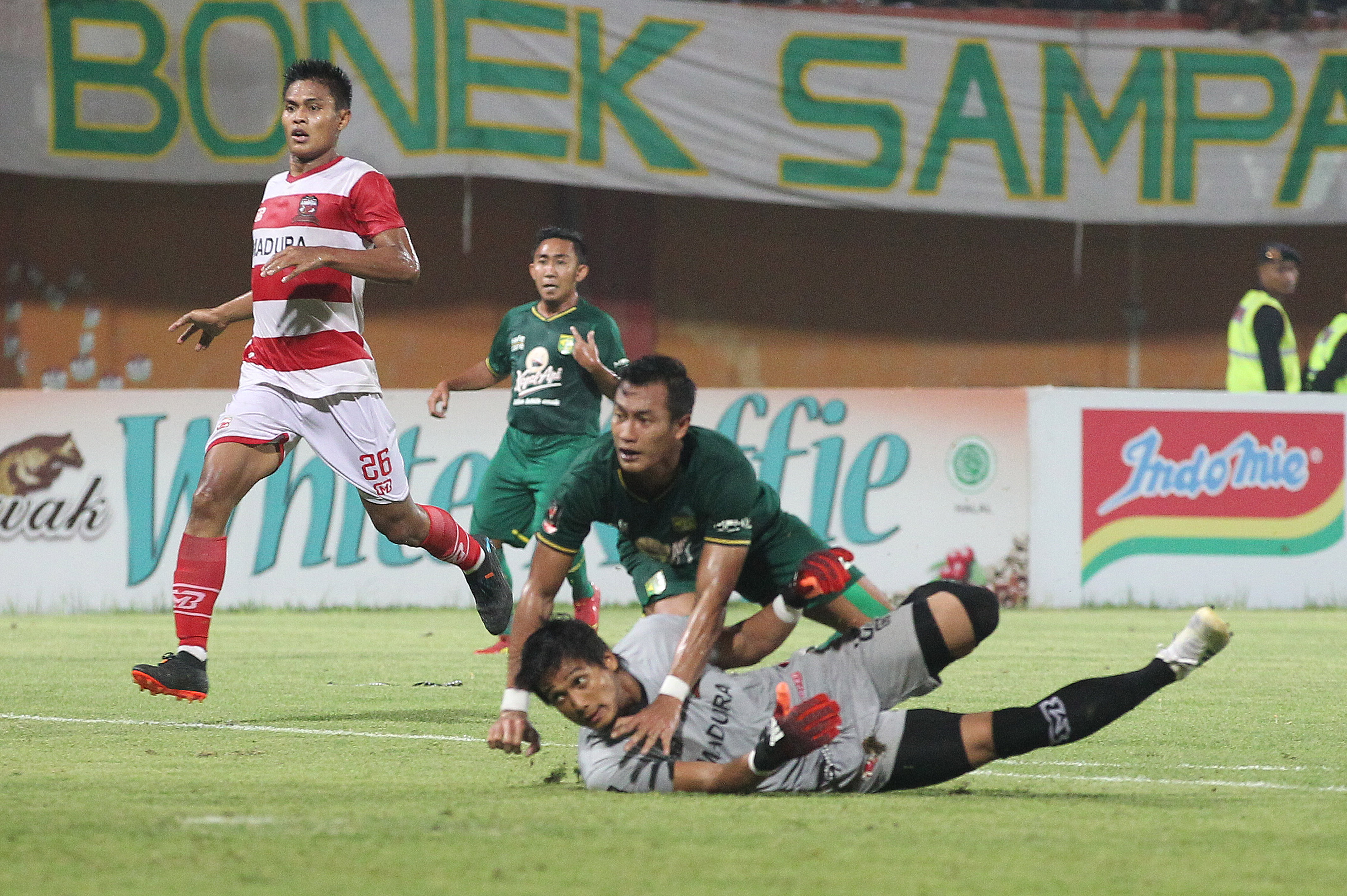MADURA UNITED FC VS PERSEBAYA SURABAYA PIALA PRESIDEN 2019
