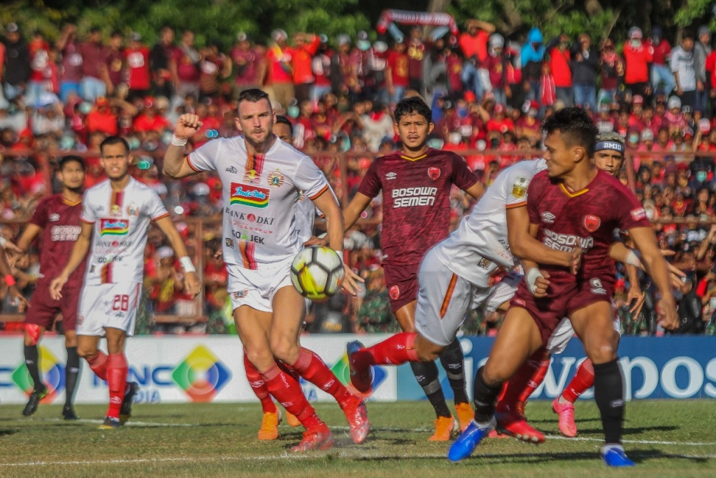 PSM VS PERSIJA FINAL KRATINGDAENG PIALA INDONESIA 2019