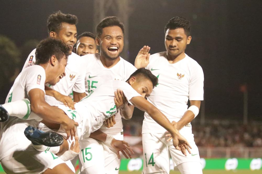 INDONESIA vs VIETNAM SEA GAMES 2019 MANILA