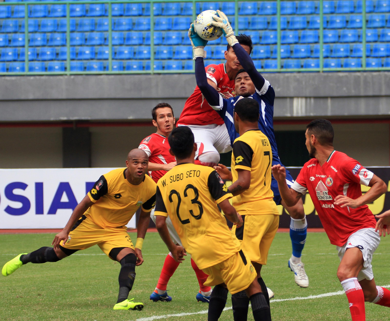 BHAYANGKARA FC VS SEMEN PADANG PIALA PRESIDEN 2019