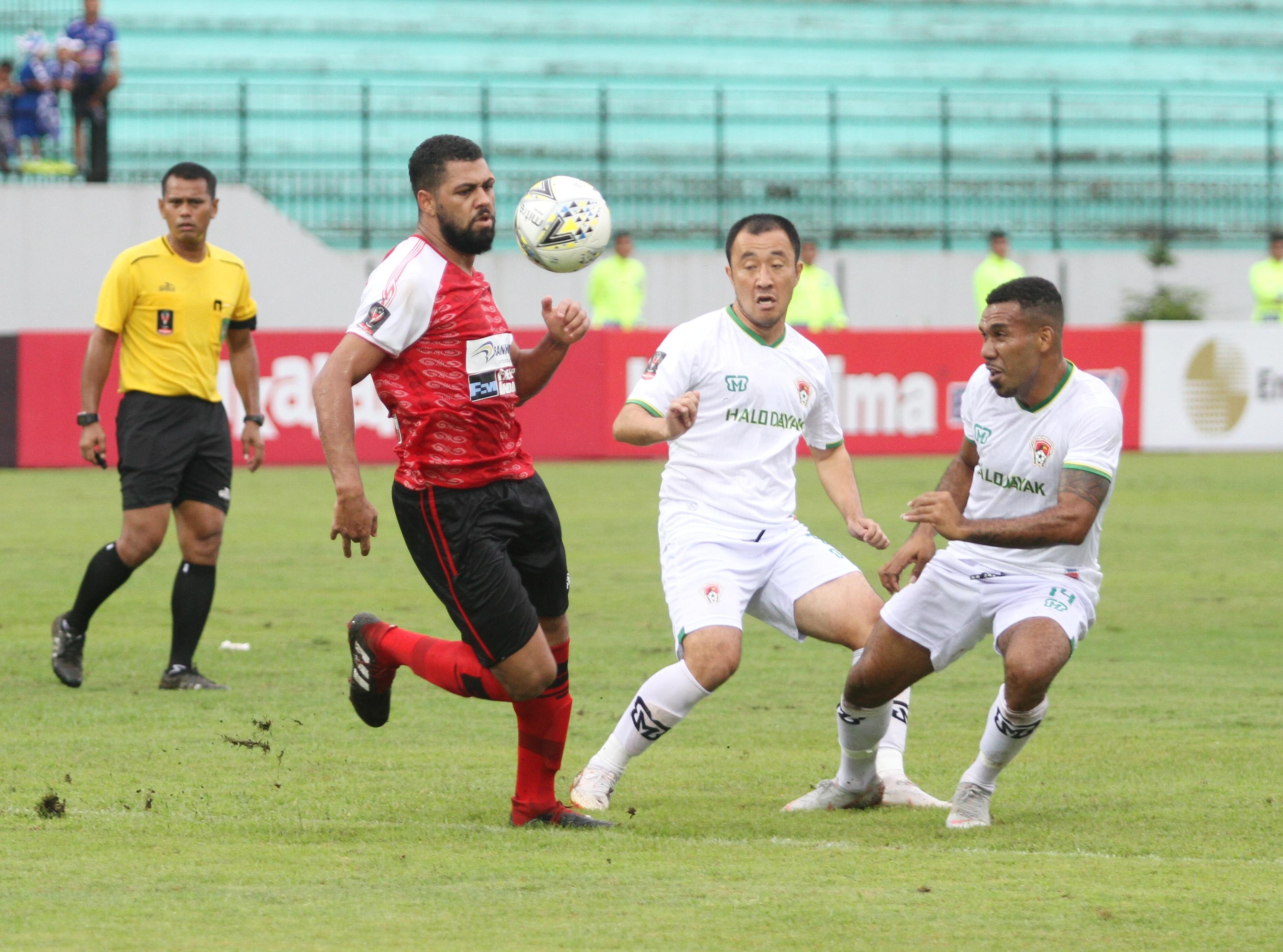 PERSIPURA JAYAPURA VS KALTENG PUTRA FC PIALA PRESIDEN 2019