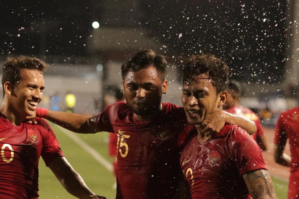 INDONESIA vs SINGAPURA SEA GAMES 2019 MANILA