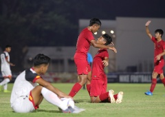Indonesia U16 vs Brunei U16