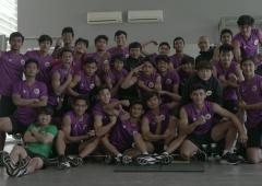 Sesi Latihan Gym Timnas U-19