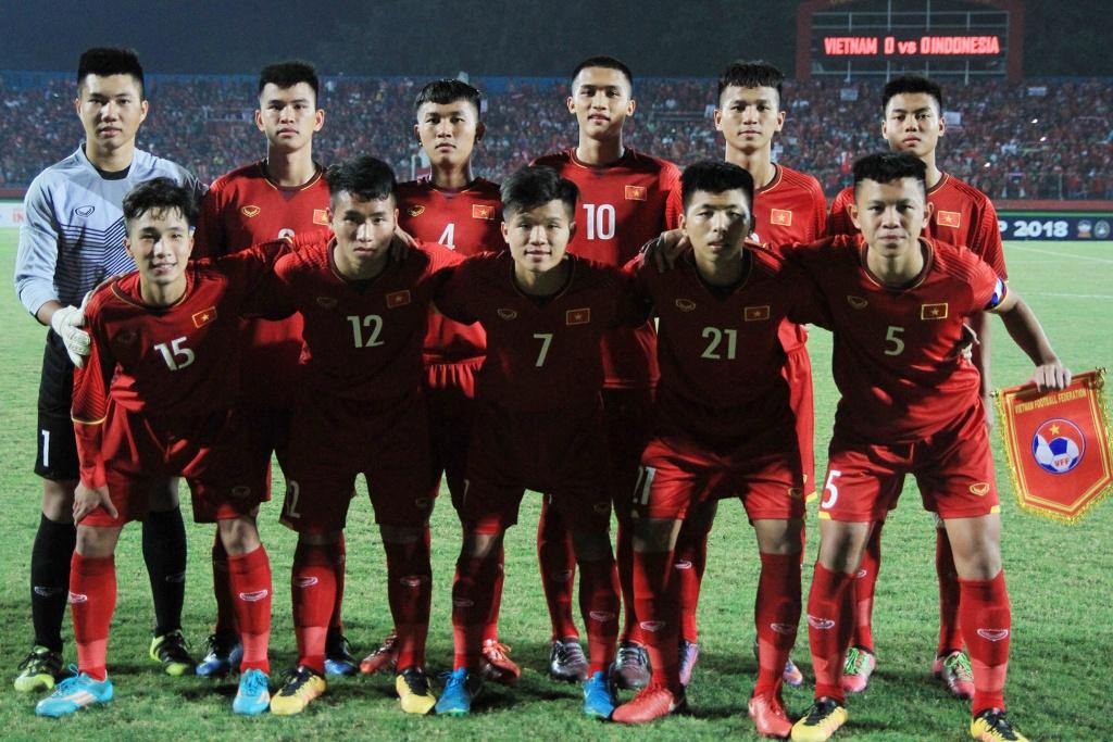 TIMNAS U-16 INDONESIA vs TIMNAS U-16 VIETNAM