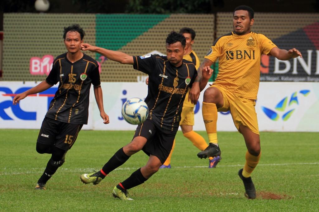 PS BENTENG VS BHAYANGKARA FC