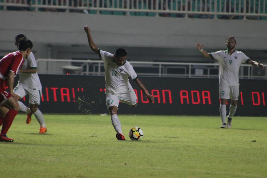 Indonesia vs DPR Korea