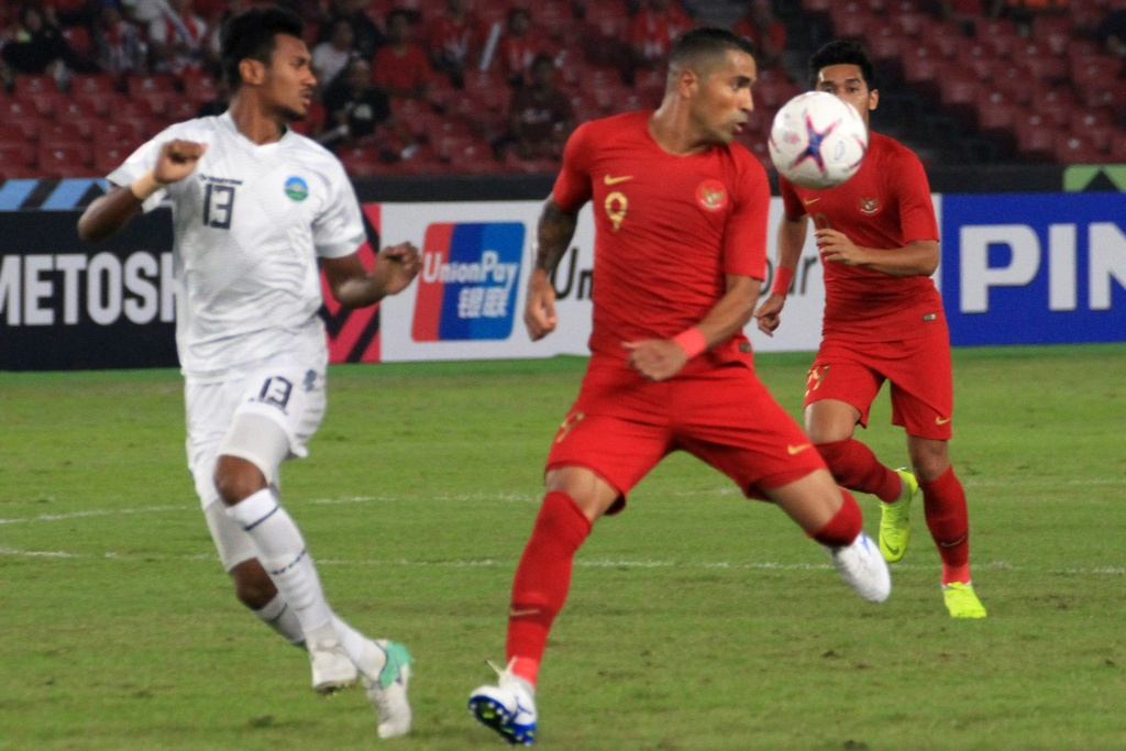 INDONESIA VS TIMOR LESTE AFF 2018