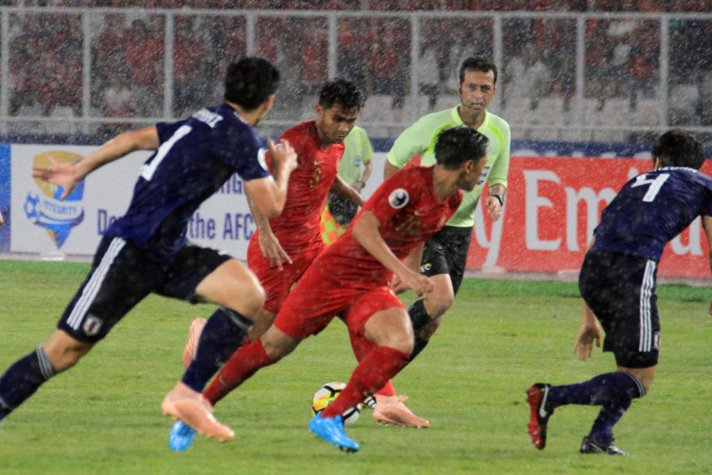 INDONESIA U-19 VS JEPANG U-19