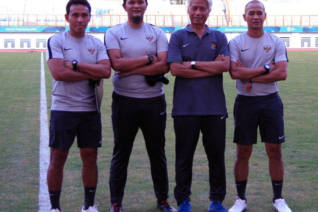 OFFICIAL TRAINING TIMNAS INDONESIA