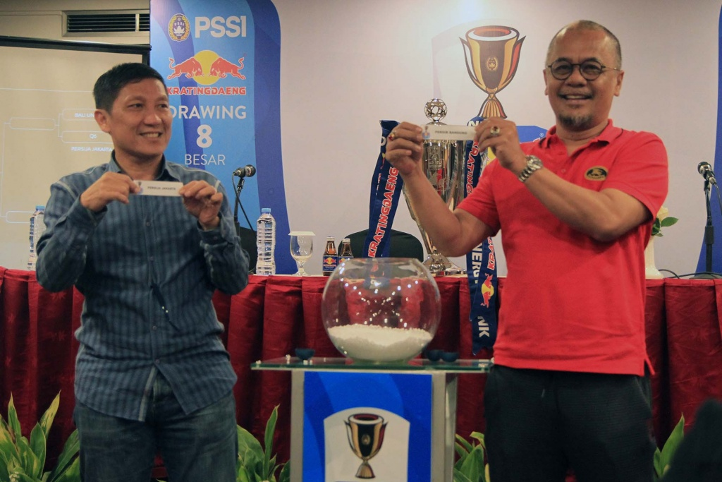 DRAWING 8 BESAR KRATINGDAENG PIALA INDONESIA 2019