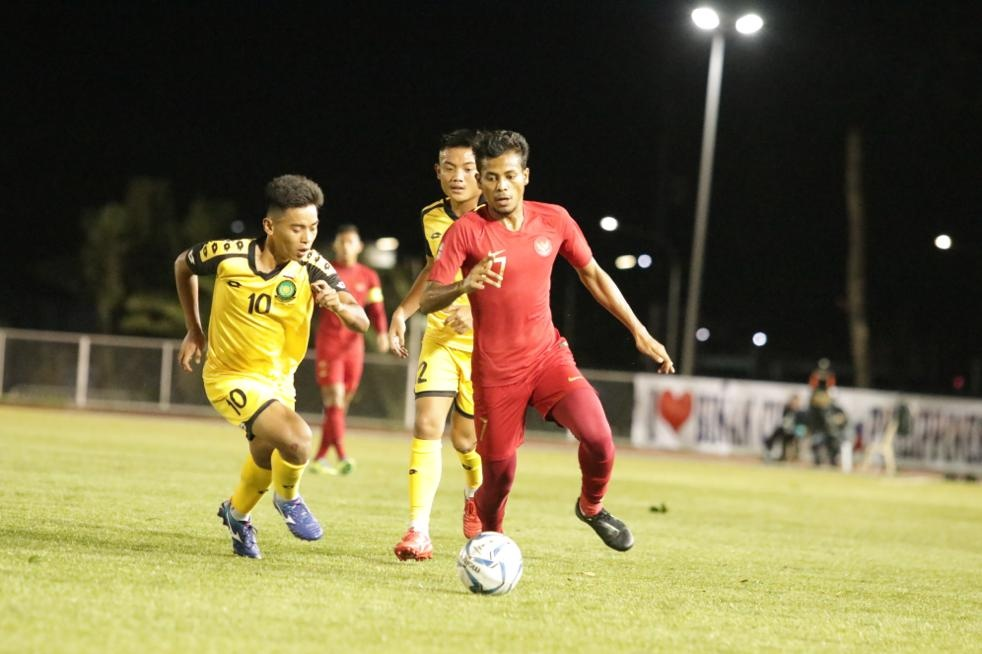 INDONESIA VS BRUNEI SEA GAMES 2019 MANILA