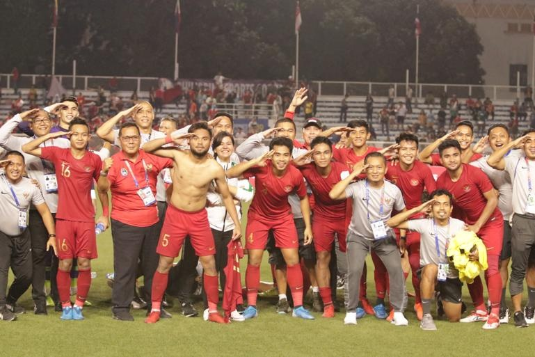 INDONESIA vs MYANMAR SEA GAMES 2019 MANILA