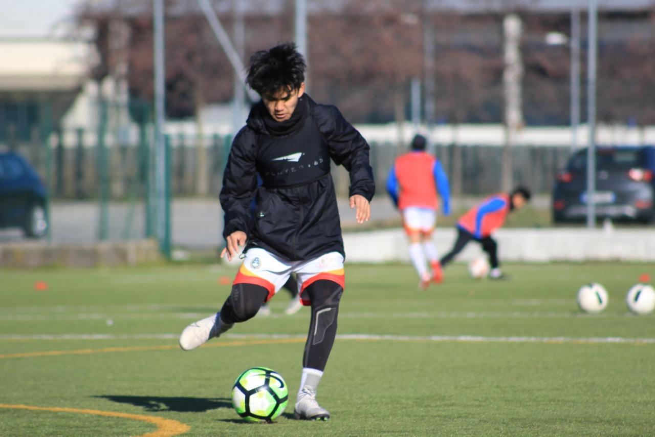 Persiapan Garuda Select Menghadapi Inter Milan U-17