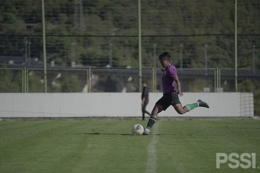 Pekan Ke-2 Timnas U-19 Berlatih di Kota Split