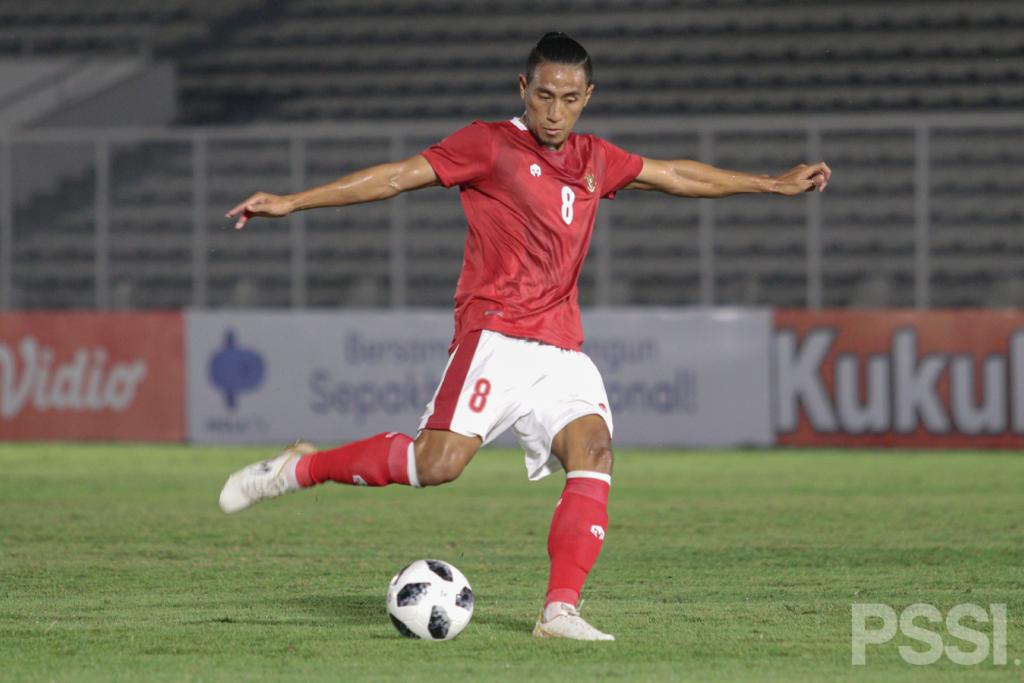 Aksi Timnas Indonesia Persiapan SEA Games 2021 menghadapi PS Tira-Persikabo