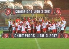 Blitar United Juara Liga 3