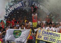Pertamina Piala Soeratin 2017 Berlangsung dengan Sukses