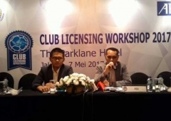 Workshop Club Licensing 2017, Demi Lisensi Dari AFC