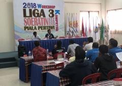 Asprov Bali Gelar Workshop Kompetisi 2018