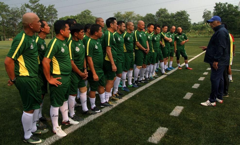 Empat Pelatih Asing Ikut Kursus Lisensi Pro AFC