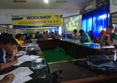 Asprov Jambi Laksanakan Workshop Kompetisi
