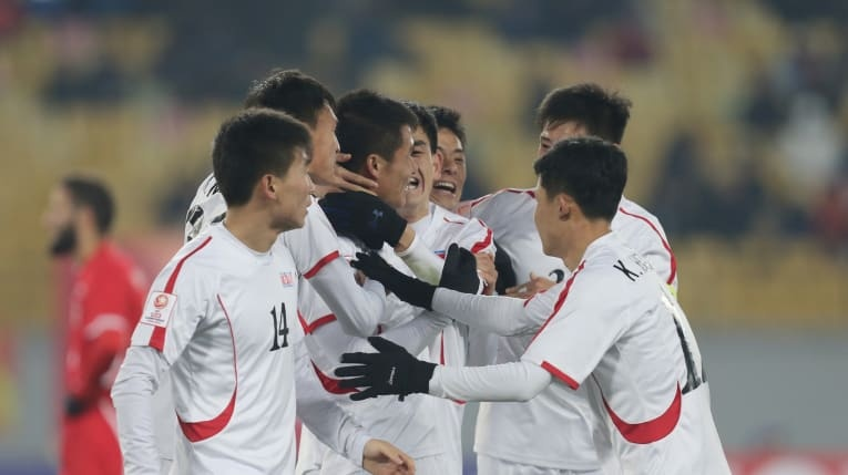 Preview Korea Utara U-23, juara kedua Asian Games 2014