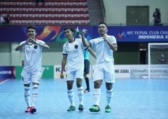 Awal Mulus Vamos Mataram di AFC Futsal Club 2018