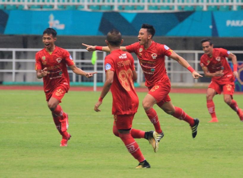 Kalteng Putra Raih Posisi Ketiga Liga 2 2018