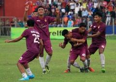 Persik Tantang PSCS di Final Liga 3 2018