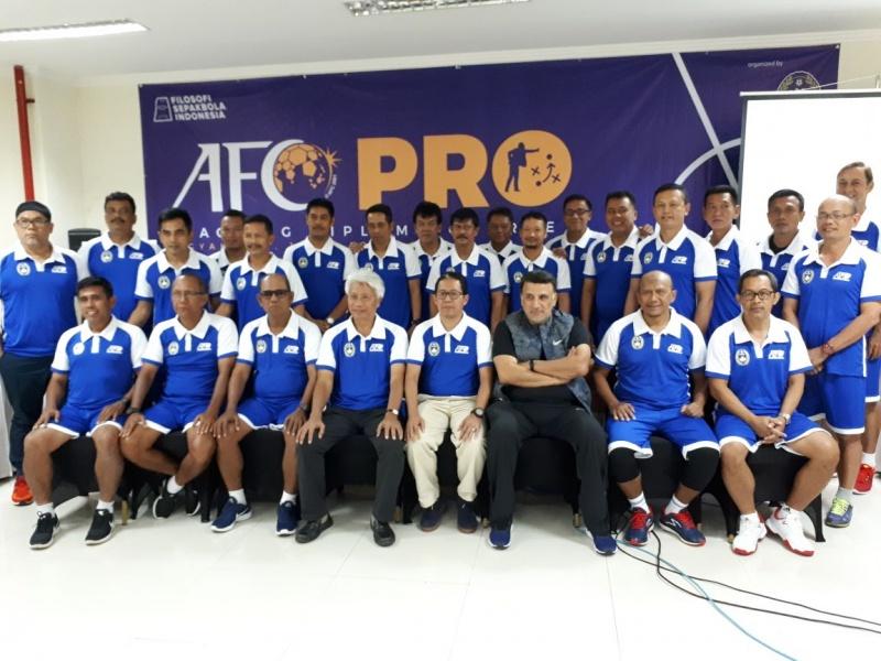 Sepanjang 2018, PSSI Gelar Kursus untuk 2.858 pelatih