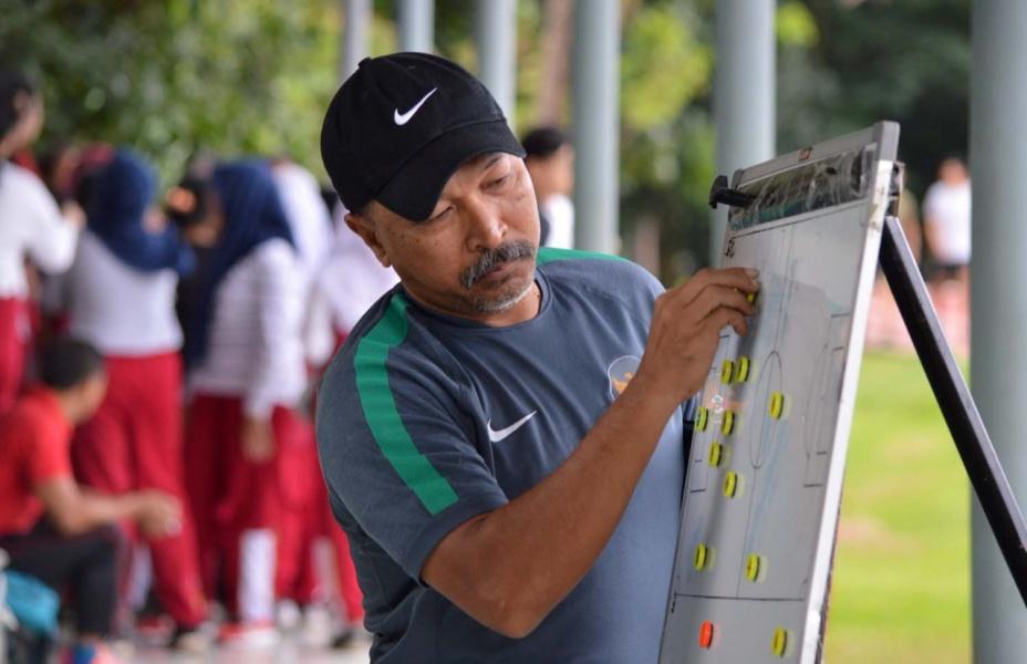 Fakhri Soroti Lini Tengah Timnas U-16
