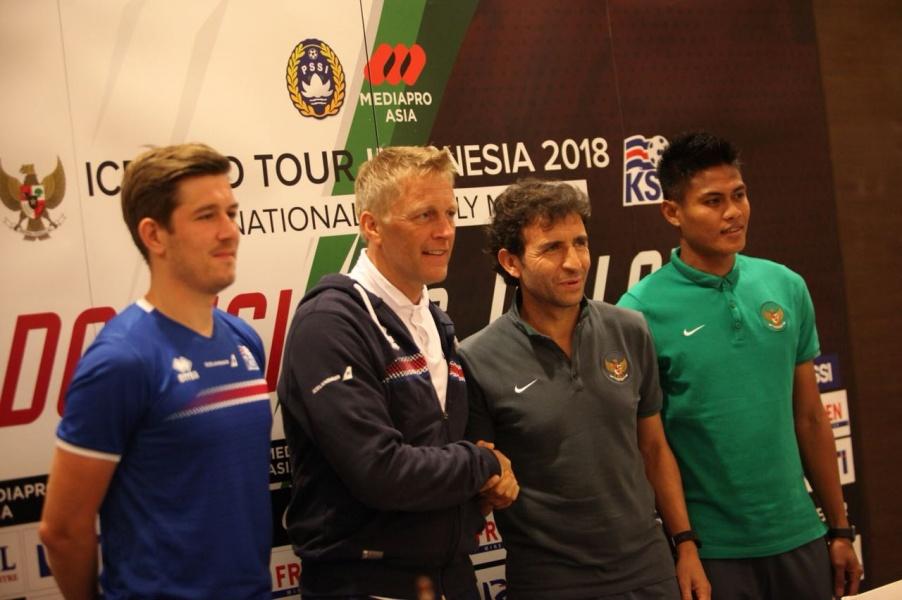Timnas Indonesia Andalkan Bola Pendek
