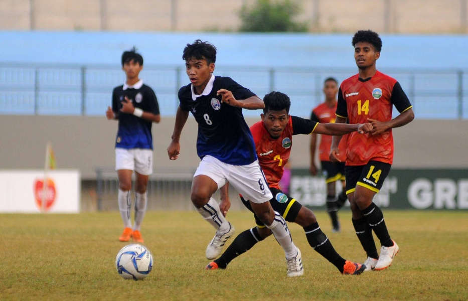 Timor Leste Gagal ke Semi Final